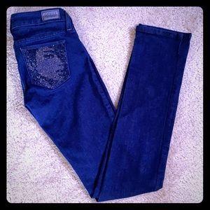 Vintage guess skinny jeans